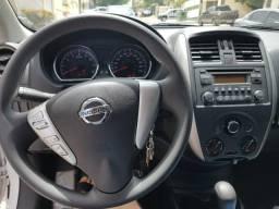 Carro Versa da Nissan - 2018