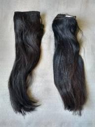Tic tac cabelo humano
