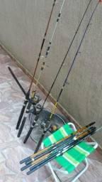 Kit completo.pesca!!!