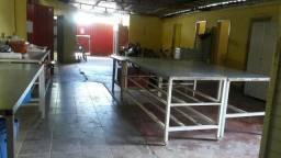 Mesas de produção