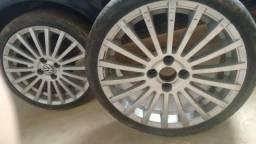 Troco por outras roda (leia anuncio)