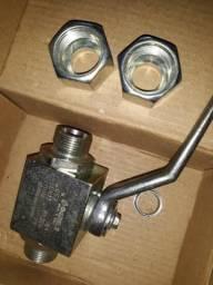 Registro hidráulico para uso geral