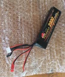 Bateria LiPo 3s de 2600mAh 8C