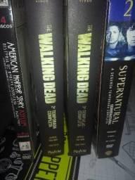 DVDs originais de série
