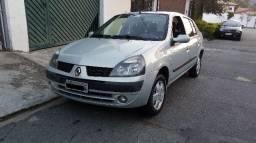 Renault Clio Sedan 1.6 Completo - 2004