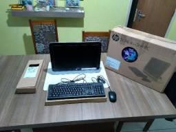 Computador All-in-One HP 18 5600br - Novo