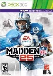 Usado, Jogo Xbox 360 Madden NFL 25 Year Anniversary - Novo e Lacrado comprar usado  Rio de Janeiro