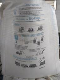 Big bag semi novos, 1 ton, aceito proposta