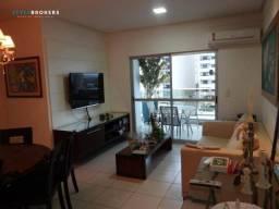 Apartamento Mobiliado no Portal do Parque com 3 dormitórios à venda, 97 m² por R$ 420.000