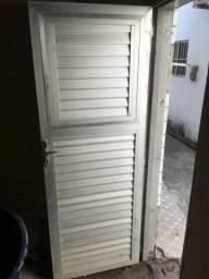 Porta de alumínio 2x73,5