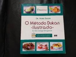 Livro metodo ilustrado Dukan
