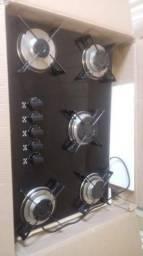 Coktop Fischer 5 bocas