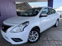 Nissan Versa Sv 1.6 Aut 2017.2018 Flex + Transferência - 2018