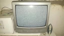 Tv lg de 20 pol pra vender