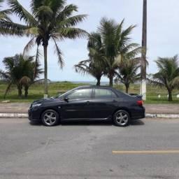 Toyota Corolla XRS modelo com aerofólio! - 2013