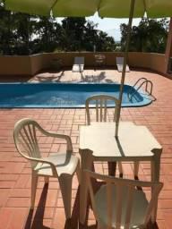 Suíte para locação em chácara com piscina - Matinhos