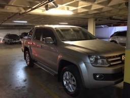Amarok highline CD 4x4 - 2015 Prata - 2015