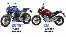 Feirão de motos - 2019