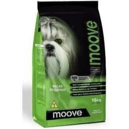 Ração Premium para cães moove poli nutri