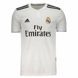 Camisa Real Madrid 2018/2019