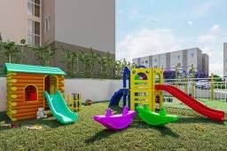 443 DjuE |Apartamentos de 2 Quartos de 43 m2| Novo Gama