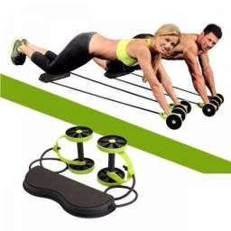 Título do anúncio: Exercícios Abdominais Gyn Xtreme kit completo. Faça exercícios em casa. Como visto na TV