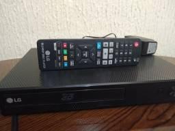 Blu Ray 3D LG com função SMART TV