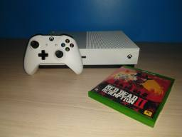 Xbox One S 500gb + Red Dead Redemption 2
