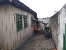 Casa com 2 dormitórios para alugar, 45 m² por R$ 600,00/mês - Campo Belo - Londrina/PR