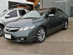 Civic Sed. LXL  LXL SE 1.8 Flex 16V Aut.