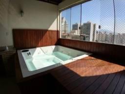 Cobertura Duplex, 195m² com 4 quartos, 4 suítes, Jardim Camburi, Sol da Manhã!!