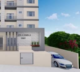 8287   apartamento à venda com 2 quartos em centro, guarapuava