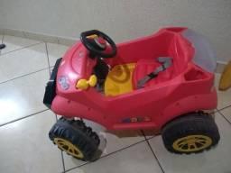 Carrinho pedal