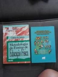 Livros para professores de Educação Física