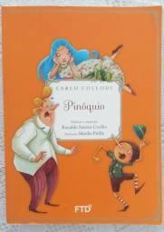 Pinóquio - Carlo Collodi - FTD