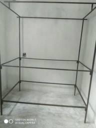 Estrutura de barraca para lanches (250R$)