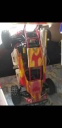 Baja 30cc automodelo gasolina vendo ou troco por S9 plus S10 plus