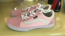 Vendo Tênis vans rosa
