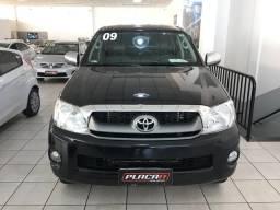 Financia 100% - Toyota Hilux SR 2.7 2009 - Super Conservada - Repasse - 2009