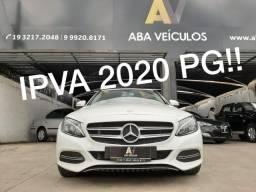 Mercedes-benz C200 2.0 CGI Avantgarde - 2015