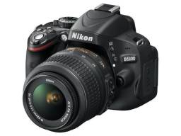 Troco câmera Nikon D5100 por Iphone