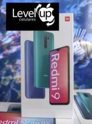 Redmi 9 da Xiaomi! Black Friday! NOVO Lacrado com Garantia e Entrega hj