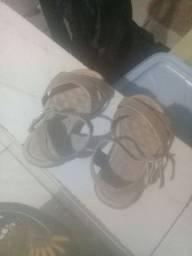 Vendo Sapato de BB