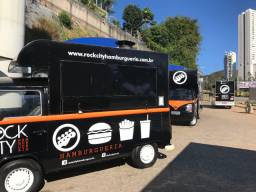 Food Truck kombi usado