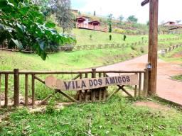 Chácara com casa em Condomínio Fechado em Santa Teresa