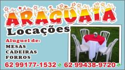 Araguaia locações