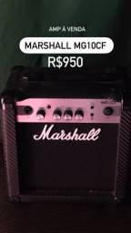 Amp marshall mg10cf