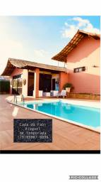 CARNAVAL Casa 4/4 piscina na Orla de Atalaia