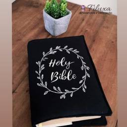 Capa de Bíblia Personalizada