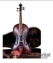 Violino Nhureson 4/4 Madeira Exposta - Com Garantia
